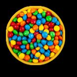 Confeitos de Chocolate