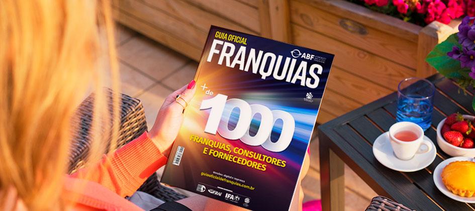 Estamos no Guia de Franquias 2020-2021 da Associação Brasileira de Franchising. Conheça a Franquia de Açaí Artesanal que mais cresceu em 2020